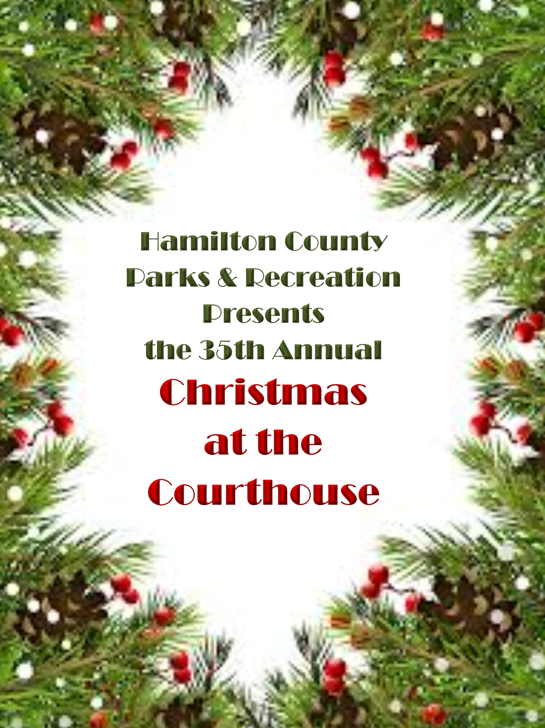 Christmas at the Courthouse Image