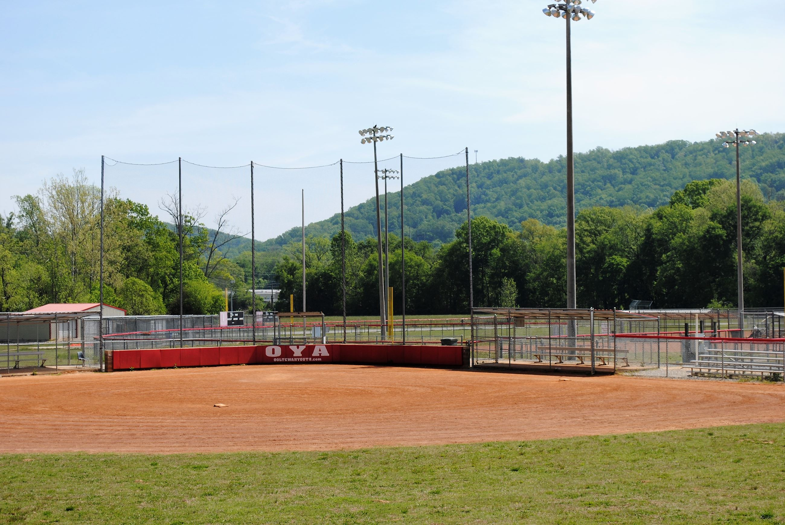 East Hamilton Nounty Recreation Complex Baseball Field