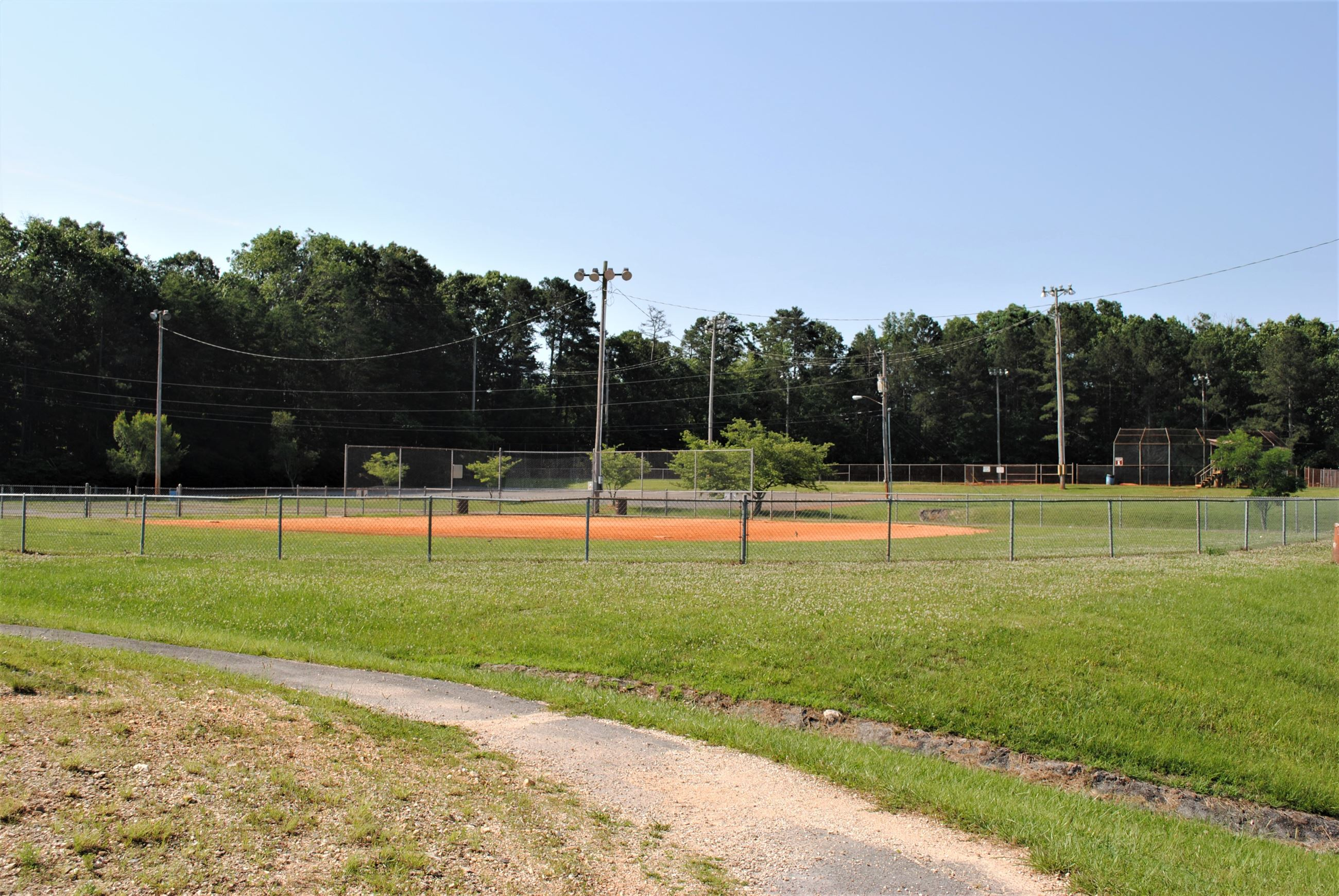 standifer gap baseball field