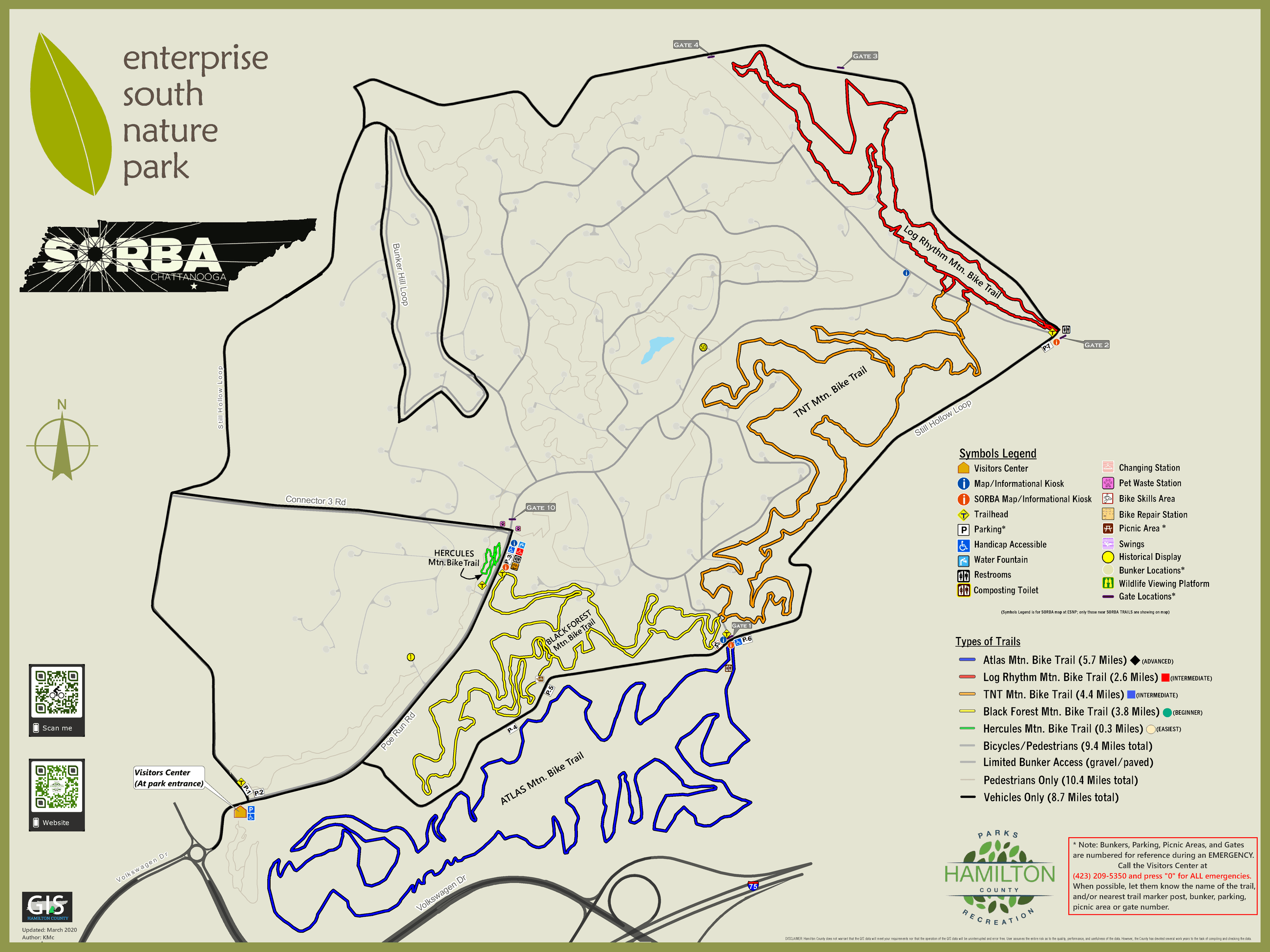 EnterprisePark-Mountain Bike Map