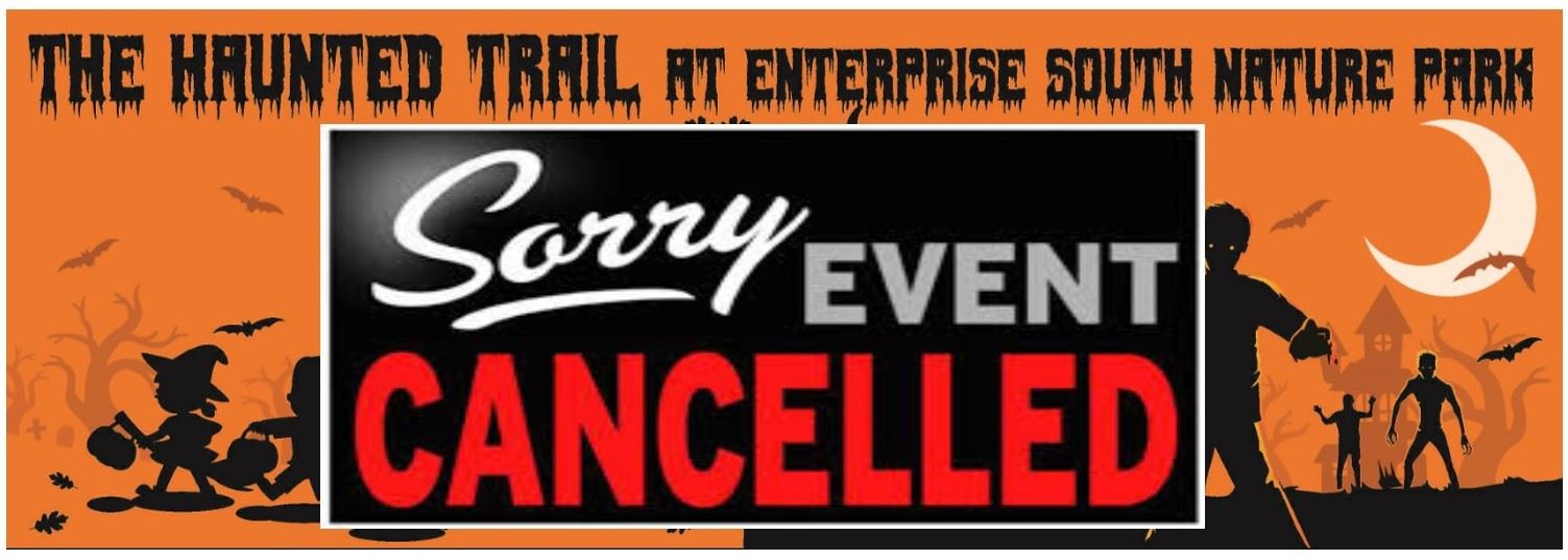 Haunted Trail 2019 Cancelled